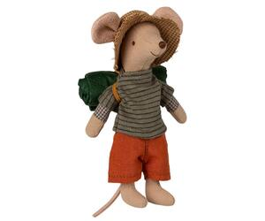 Maileg – Hiker Mouse Big Brother