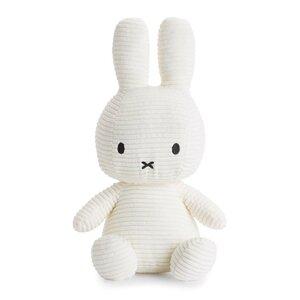 Miffy – Sitting Corduroy Off White (33cm)